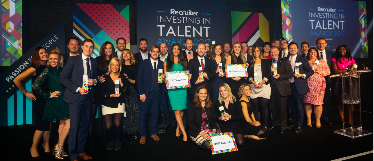 Register now - Recruiter Awards